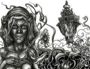 Historia del Reino de los Vampiros 2. 2004. Texto por I. Calvino