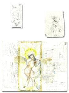 2009_Bocetos-Ecce-Ancilla-Domini