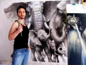 Familia. 2011 y Dragón. 2011.