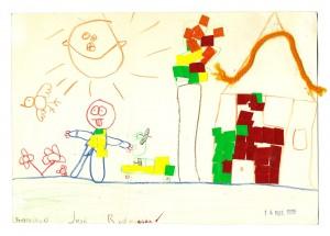 1985_Mi-primera-Libreta-de-Bocetos-El Gusano-de-la-manzana