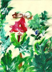 1985_Mi-primera-Libreta-de-Bocetos-Flor-pictórica