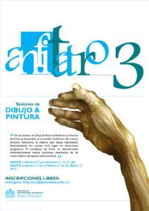 Proyecto Anfiteatro Registro Visual # 3. 2012. (Portada).