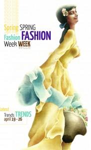 Spring. Fashion Week. 2013