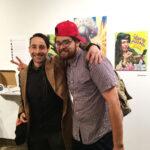 Ilustrador y Artista de Graffiti Fernando Garcia con FranciscoR