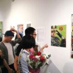 Registro de visitantes 4. Ilustrador Wenkai Mao